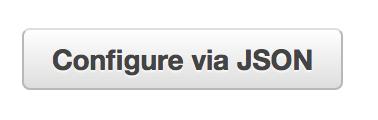 Configure JSON